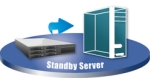 "Our ""Standby Server"" gets your firm running again"