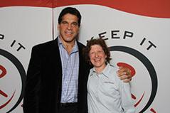 Lou Ferrigno (The Hulk) and Me